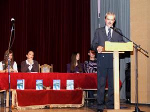аутор, Шћепан Алексић говори о својој књизи