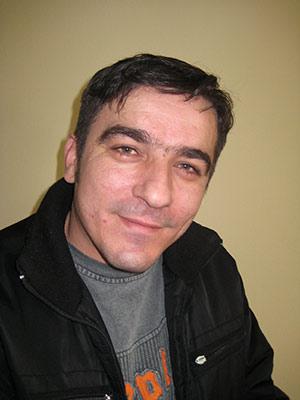 Sinisa-Dzeletovic