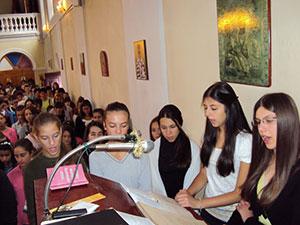 дјечији црквени хор Свети Сава