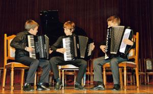 хармоника Музичке школе Требиње