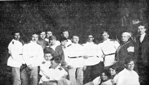 Корпуски пикник 1924. године