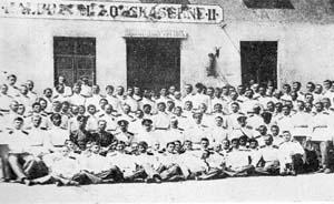 Дочек Барона Врангела - Билећа 1924. год.