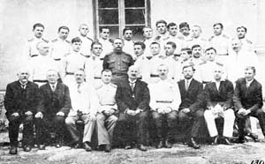 Са матуре 37. класе - Билећа, 1925/26. година