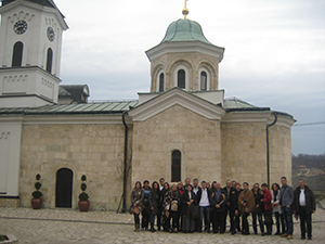 поклоници у Манастиру Тавна