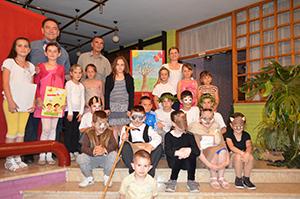 актери и организатори Јежеве кућице
