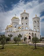 Храм Св. Јована Владимира у Бар